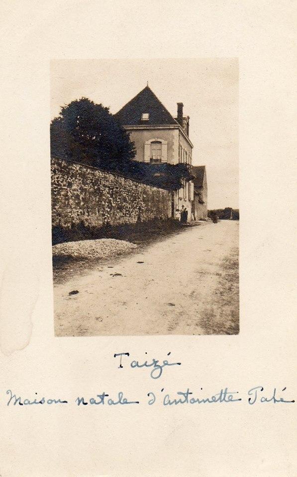 Maison natale de Constance Paté
