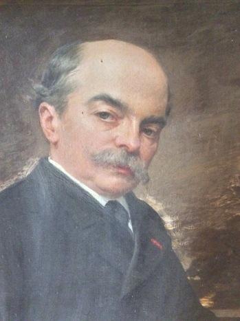 Portrait Lucien Paté par Monsieur Boulicault